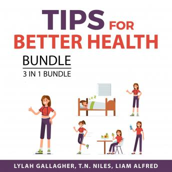 Tips for Better Health Bundle, 3 in 1 Bundle:: Super Immunity Booster, Clean and Healthy Eating and