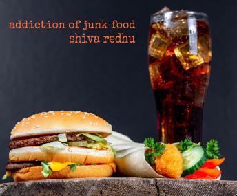 addiction of junk food