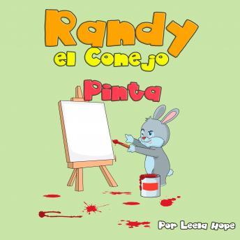 Randy el Conejo Pinta