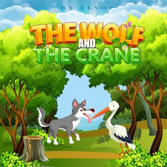 Download Wolf and the Crane by Aesop