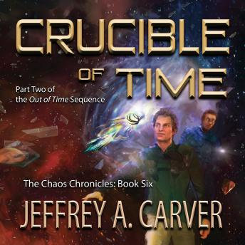 Crucible of Time: Part Two of the 'Out of Time' Sequence, Jeffrey A. Carver