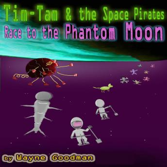 Tim-Tam & the Space Pirates: Race to the Phantom Moon