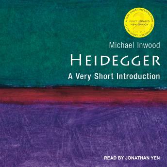 Heidegger: A Very Short Introduction, 2nd edition