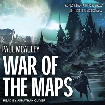 Download War of the Maps by Paul Mcauley