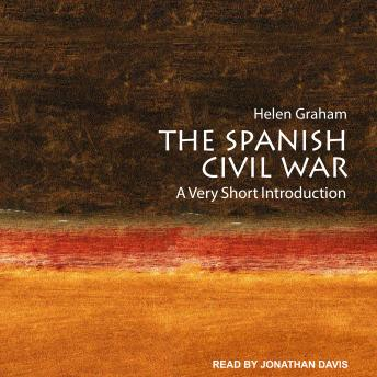 The Spanish Civil War: A Very Short Introduction