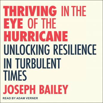 Thriving in the Eye of the Hurricane: Unlocking Resilience in Turbulent Times