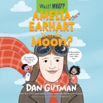 Amelia Earhart Is on the Moon?