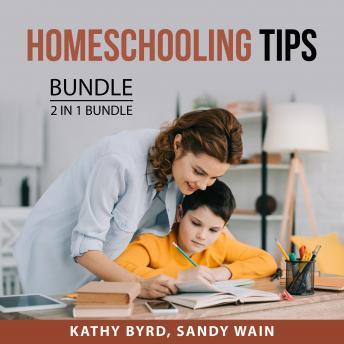 Homeschooling Tips Bundle, 2 in 1 Bundle: Homeschool Learning and Homeschool Essentials