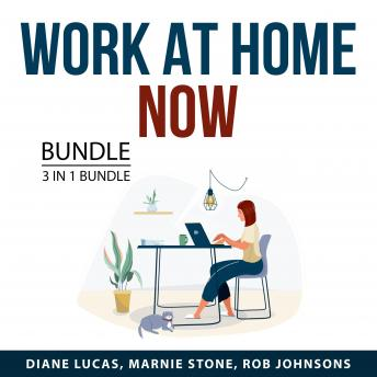 Work At Home Now Bundle, 3 in 1 Bundle: Work From Home Success, Online Job Search Guide, and How to