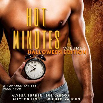 Hot Minutes, Halloween Edition: Erotic Romance Shorts
