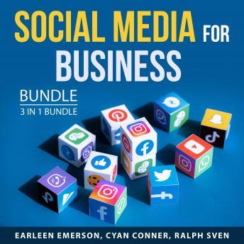 Social Media For Business Bundle, 3 in 1 Bundle: Pinterest for Business,TikTok Marketing and Twitter