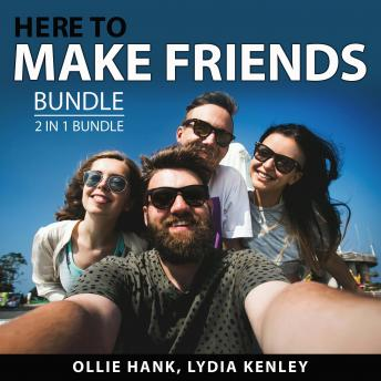 Here to Make Friends Bundle, 2 in 1 Bundle: Making Friends and How to Make Friends
