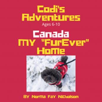 Codi's Adventures: Canada My 'Furever' Home