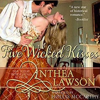 Download Five Wicked Kisses: A Tasty Regency Tidbit by Anthea Lawson