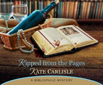 Ripped From the Pages: A Bibliophile Mystery, Kate Carlisle
