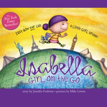 Isabella: Girl on the Go, Jennifer Fosberry