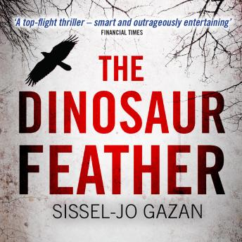 Dinosaur Feather, S.J. Gazan