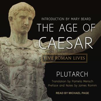 Age of Caesar: Five Roman Lives, Plutarch