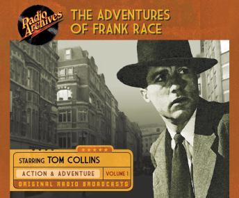 The  Adventures of Frank Race, Volume 1