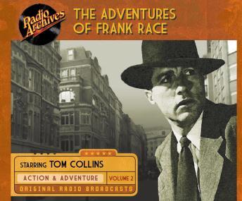 The  Adventures of Frank Race, Volume 2