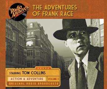 The  Adventures of Frank Race, Volume 3