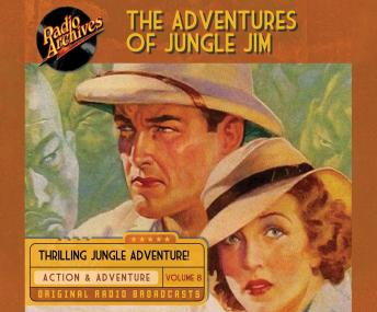 Adventures of Jungle Jim, Volume 8, Gene Stafford