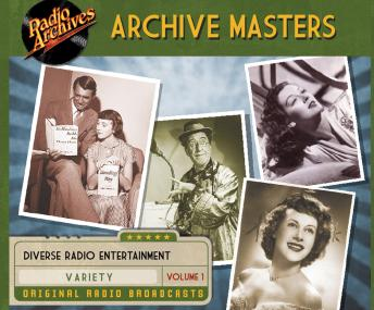 Archive Masters, Volume 1, Various Authors