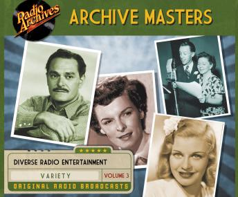 Archive Masters, Volume 3, Various Authors