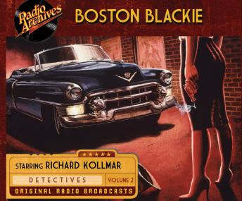 Boston Blackie, Volume 2, Jack Boyle