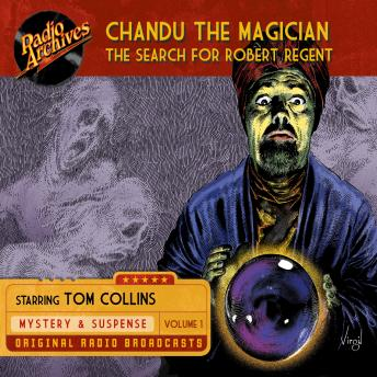 Chandu the Magician, Volume 1, Various Authors