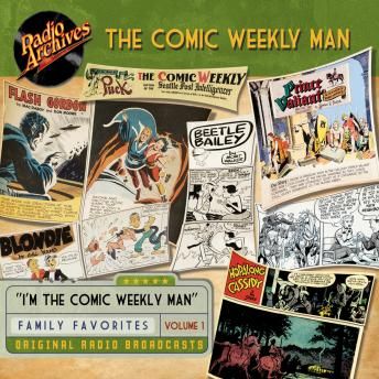 Comic Weekly Man, Volume 1, Various Authors