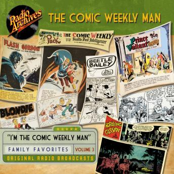 Comic Weekly Man, Volume 3, Various Authors