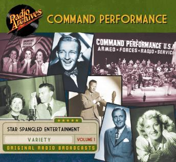 Command Performance, Volume 1, Various Authors