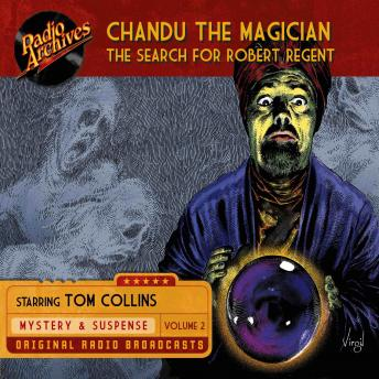 Chandu the Magician, Volume 2, Various Authors