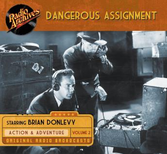 Dangerous Assignment, Volume 2, Various Authors