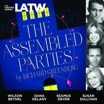 Assembled Parties, Richard Greenberg