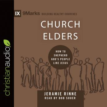Church Elders: How to Shepherd God's People Like Jesus sample.