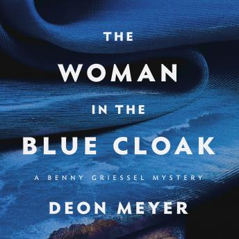 Download Woman in the Blue Cloak by Deon Meyer