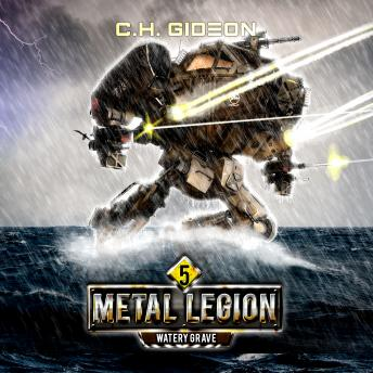 Download Watery Grave: Mechanized Warfare on a Galactic Scale by C. H. Gideon