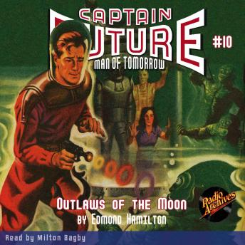 Captain Future #14 Worlds to Come, Audio book by Brett Sterling