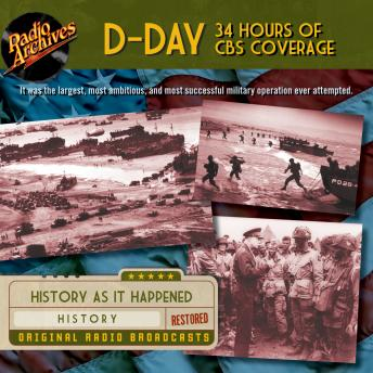 D-Day - 38 Hours of NBC Coverage