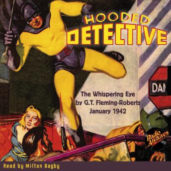 Hooded Detective January 1942, Audio book by G. T. Fleming-Roberts