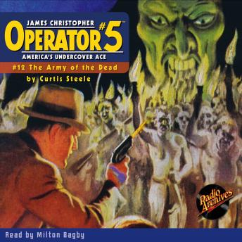 Operator #5 #12 The Army of the Dead