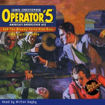 Operator #5 #28 The Bloody Forty-Five Days