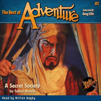 The Best of Adventure #2 A Secret Society