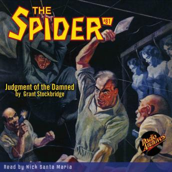 Spider #81 The Judgment of the Damned
