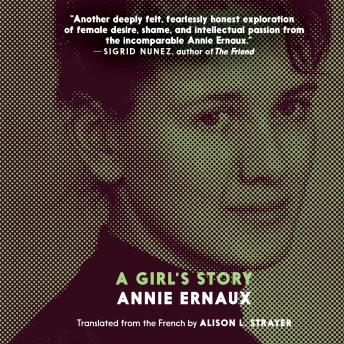 Download Girl's Story by Annie Ernaux