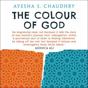 Colour of God details
