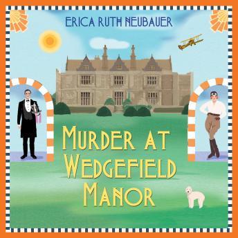 Murder at Wedgefield Manor details