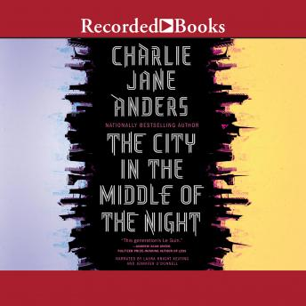 The City in the Middle of the Night 'International Edition'